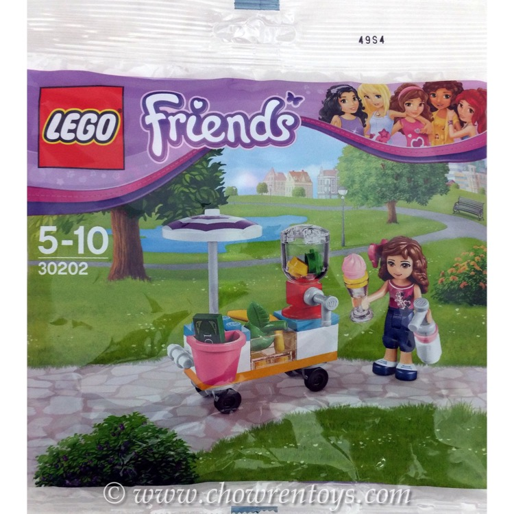 LEGO Friends Sets: 30202 Smoothie Stand NEW