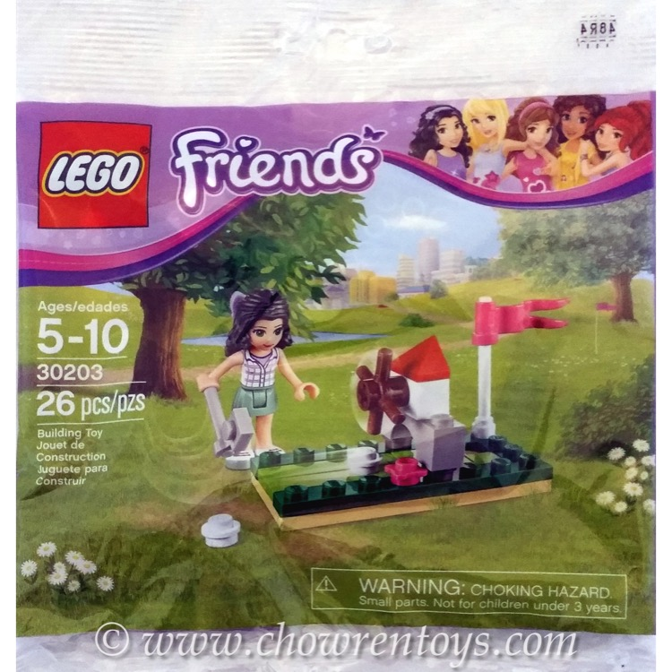 LEGO Friends Sets: 30203 Mini Golf NEW