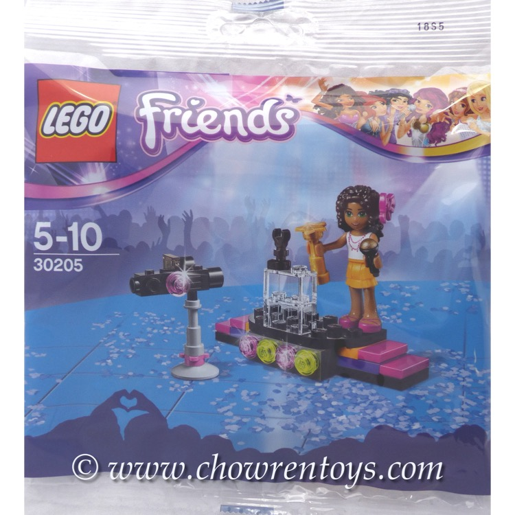 LEGO Friends Sets: 30205 Pop Star Red Carpet NEW