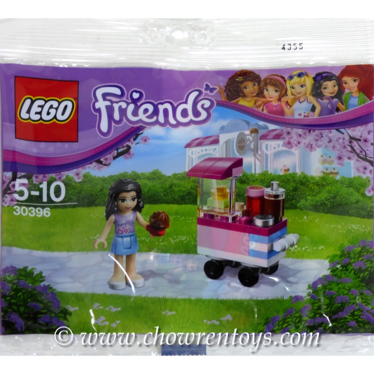 LEGO Friends Sets: 30396 Cupcake Stall NEW