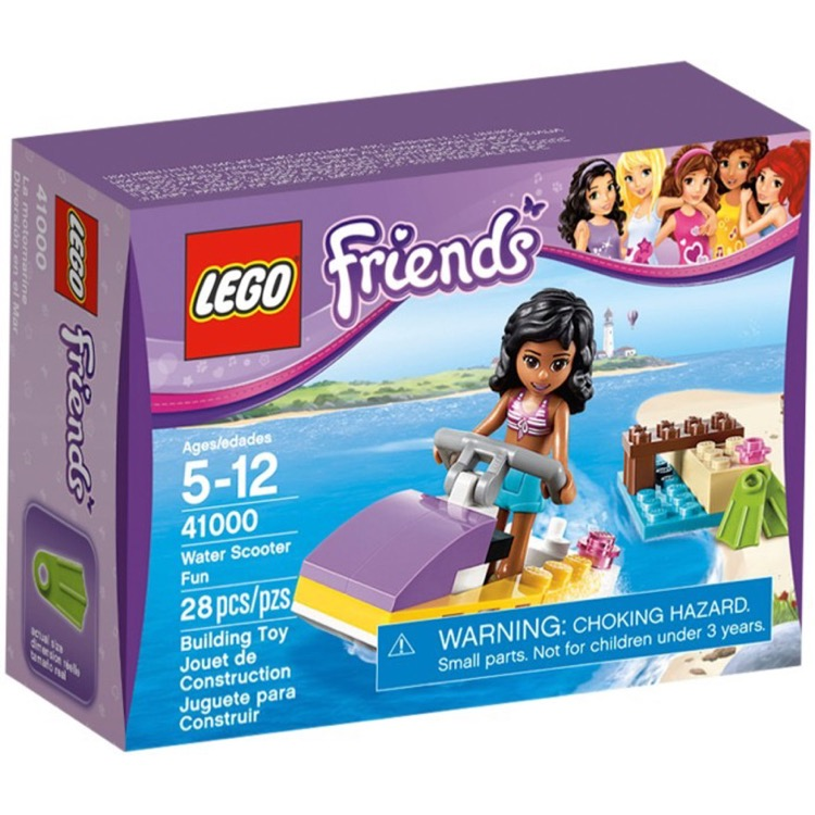 LEGO Friends Sets: 41000 Water Scooter Fun NEW