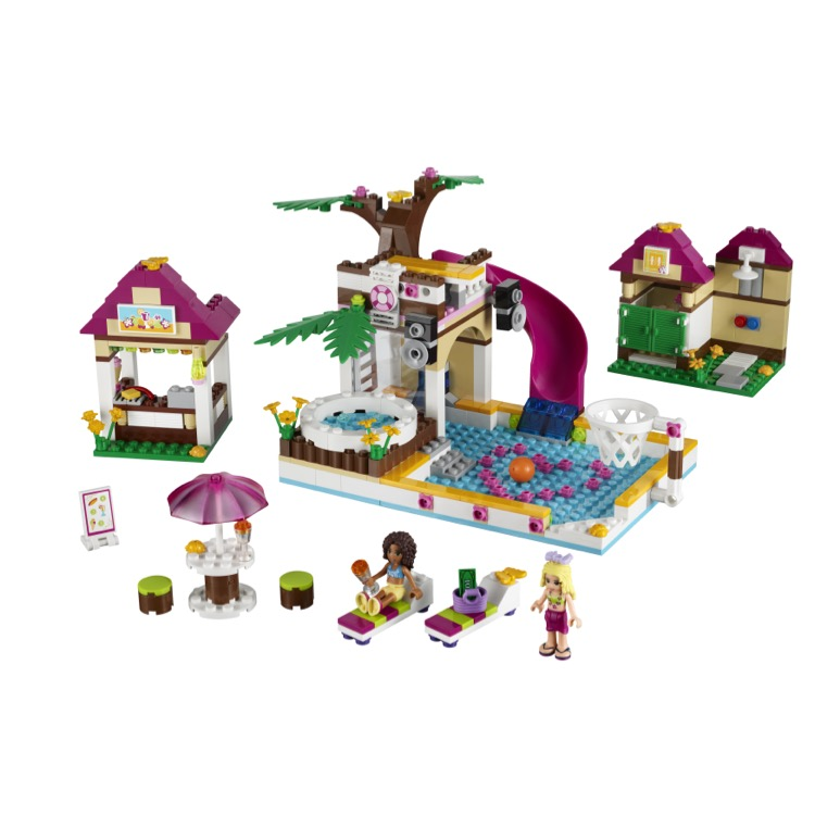 LEGO Friends Sets: 41008 Heartlake City Pool NEW