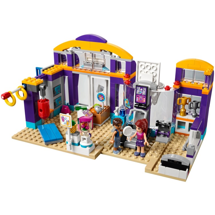 Lego Friends Sets 41312 Heartlake Sports Centre New