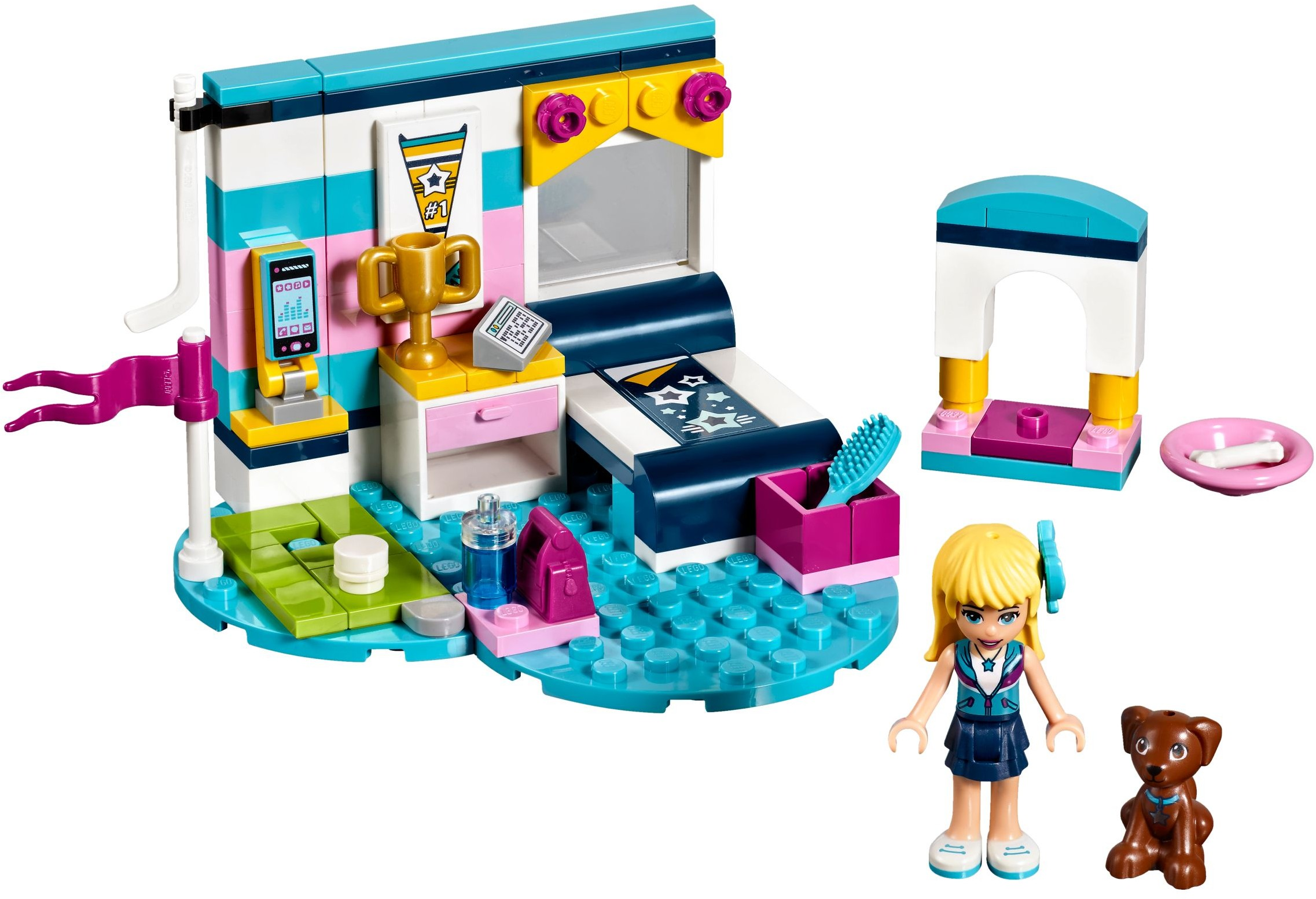 Lego Friends Sets 41328 Stephanies Bedroom New
