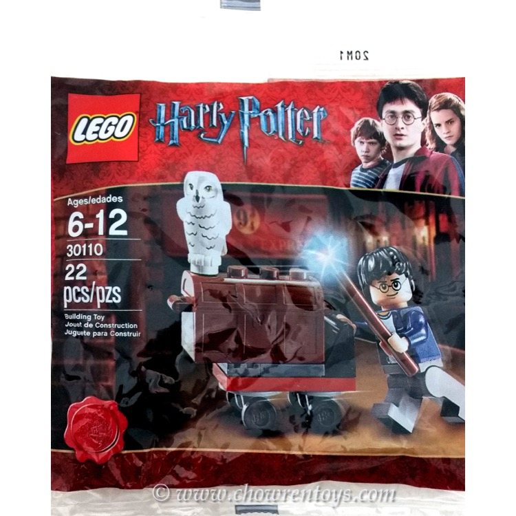 LEGO Harry Potter Sets: 30110 Trolley NEW