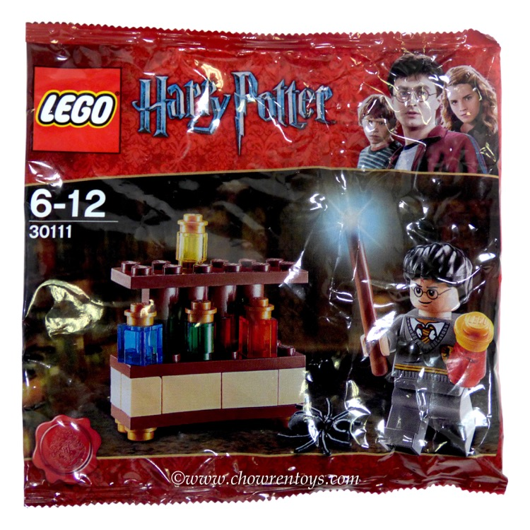 LEGO Harry Potter Sets: 30111 The Lab NEW