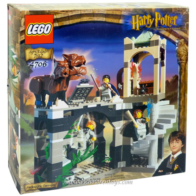 LEGO Harry Potter Sets: 4706 Forbidden Corridor NEW