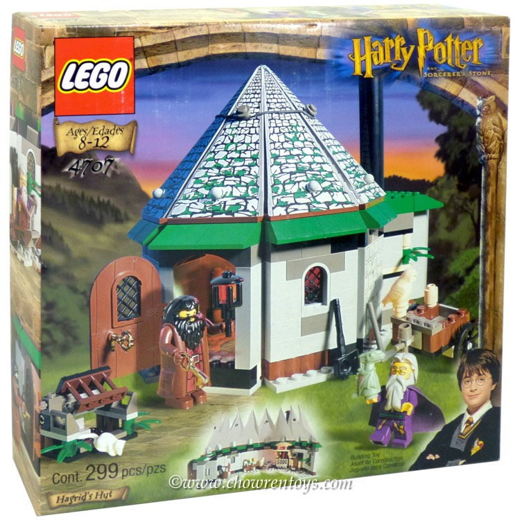 LEGO Harry Potter Sets: 4707 Hagrid's Hut NEW