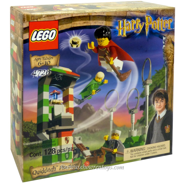 LEGO Harry Potter Sets: 4726 Quidditch Practice NEW
