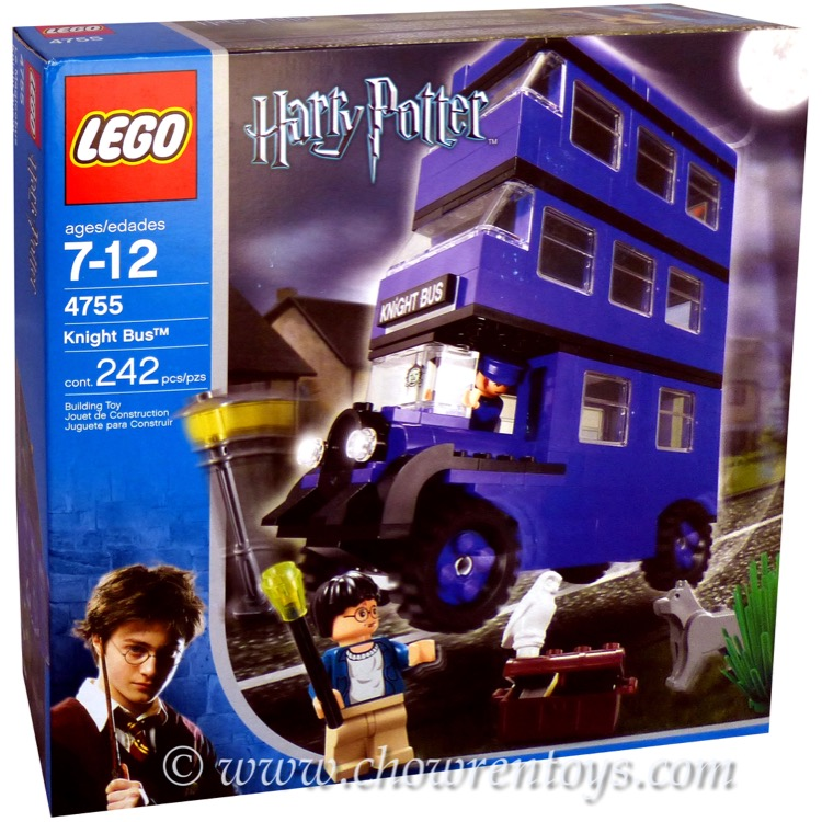 LEGO Harry Potter Sets: 4755 Knight Bus NEW
