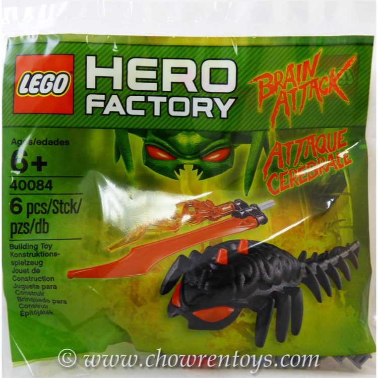 LEGO Hero Factory Sets: 40084 Brain Attack Accessory Pack NEW