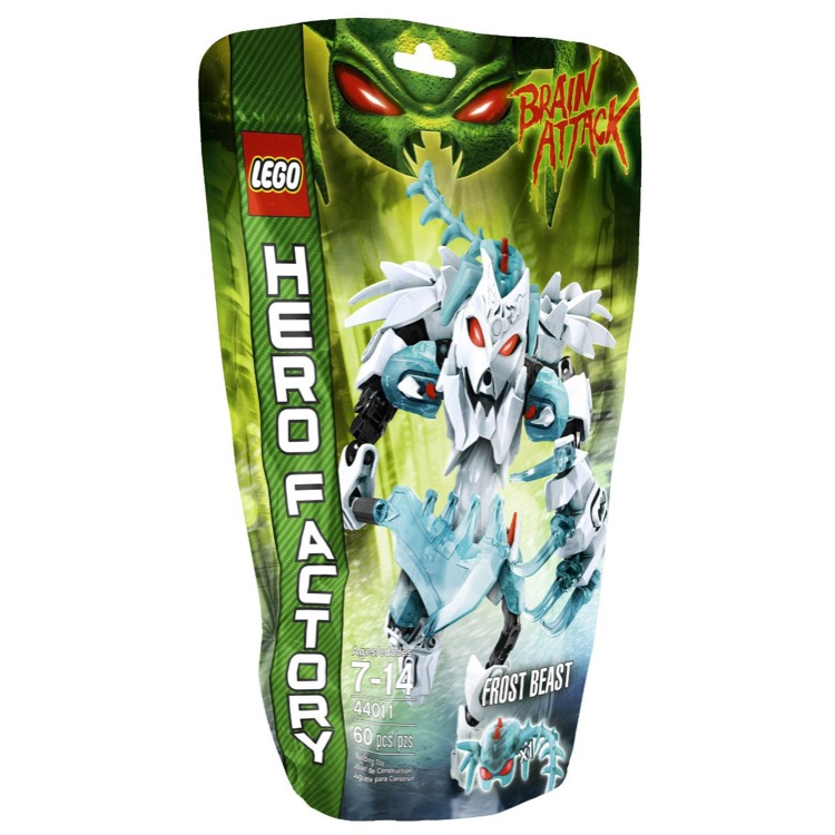 LEGO Hero Factory Sets: 44011 Frost Beast NEW