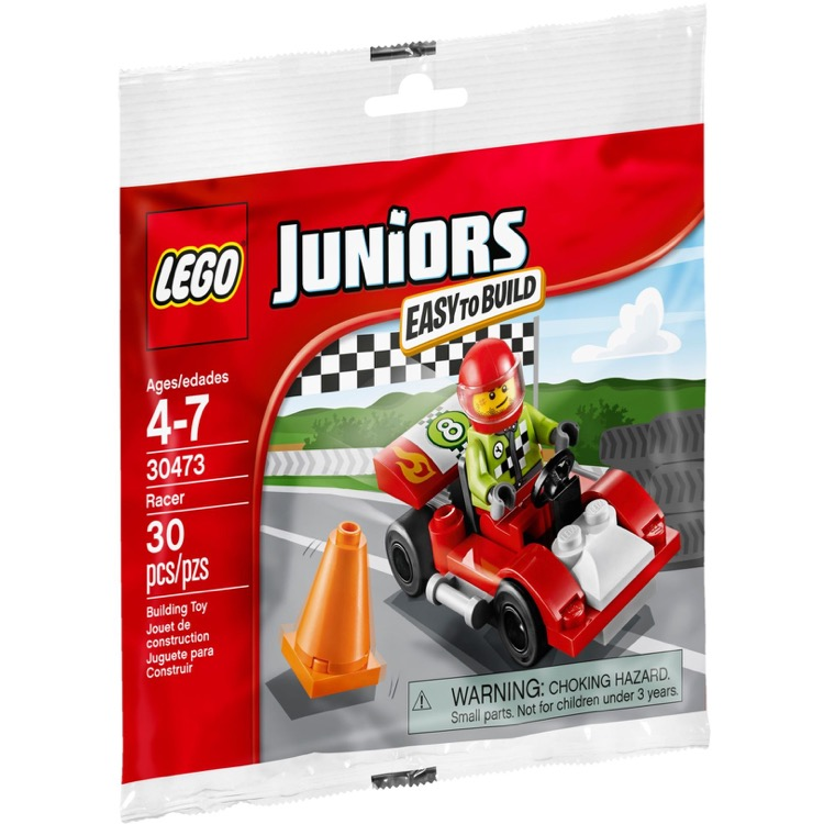 LEGO Juniors Sets: 30473 Racer NEW