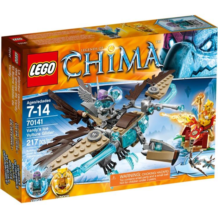 LEGO Legends of Chima Sets: 70141 Vardys Ice Vulture ...