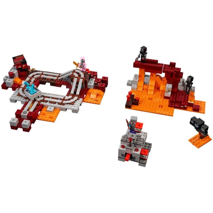 Minecraft Mutant Magma Cube