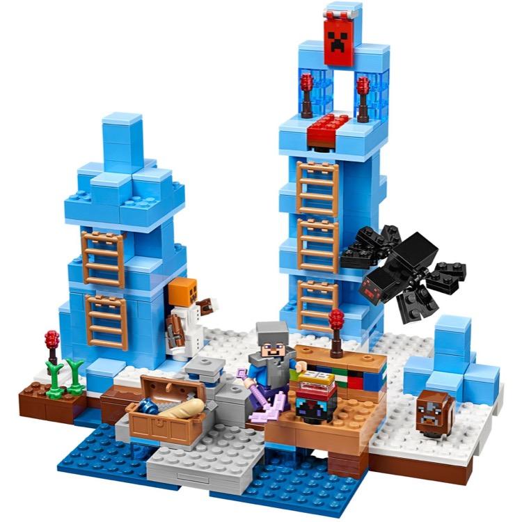 LEGO Minecraft Sets: 2...