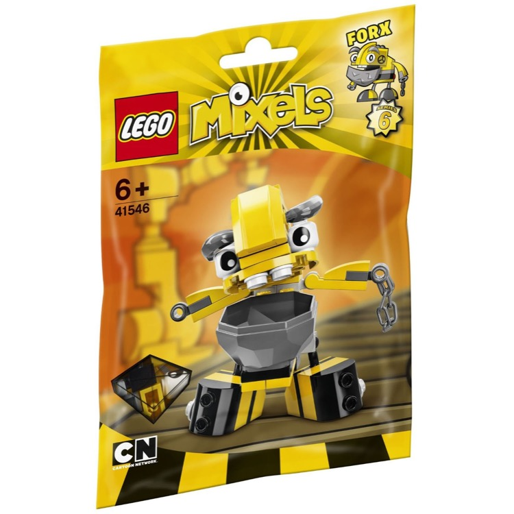 Lego Mixels Sets 41546 Series 6 Forx New
