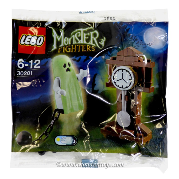 LEGO Monster Fighters Sets: 30201 Ghost NEW