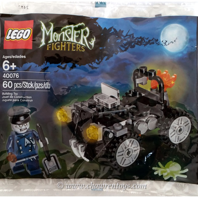 LEGO Monster Fighters Sets: 40076 Zombie Car NEW