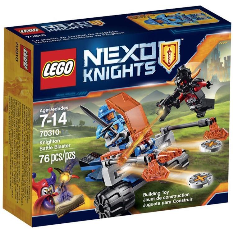 LEGO Nexo Knights Sets: 70310 Knighton Battle Blaster NEW