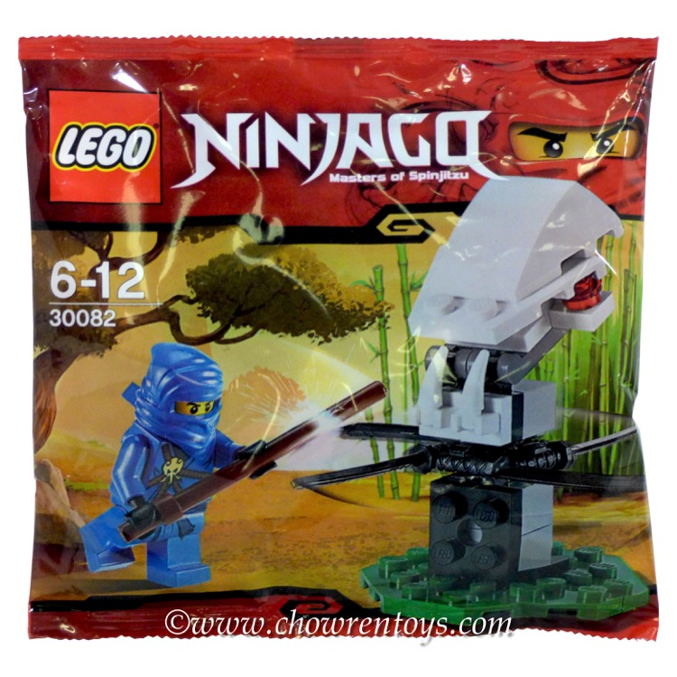 LEGO Ninjago Sets: 30082 Ninja Training NEW