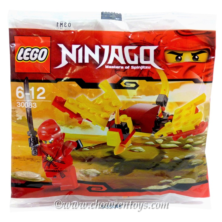 LEGO Ninjago Sets: 30083 Dragon Fight NEW