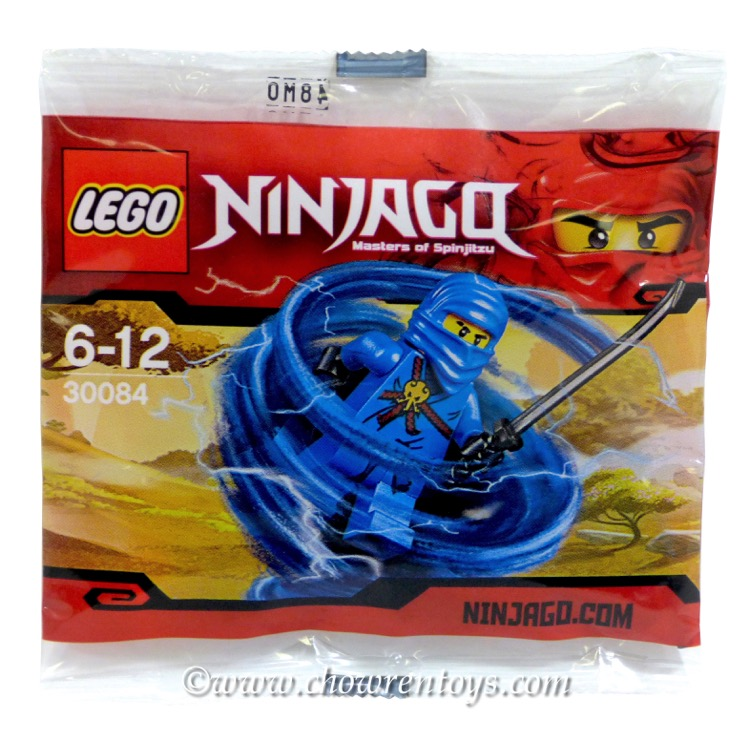 LEGO Ninjago Sets: 30084 Jay NEW