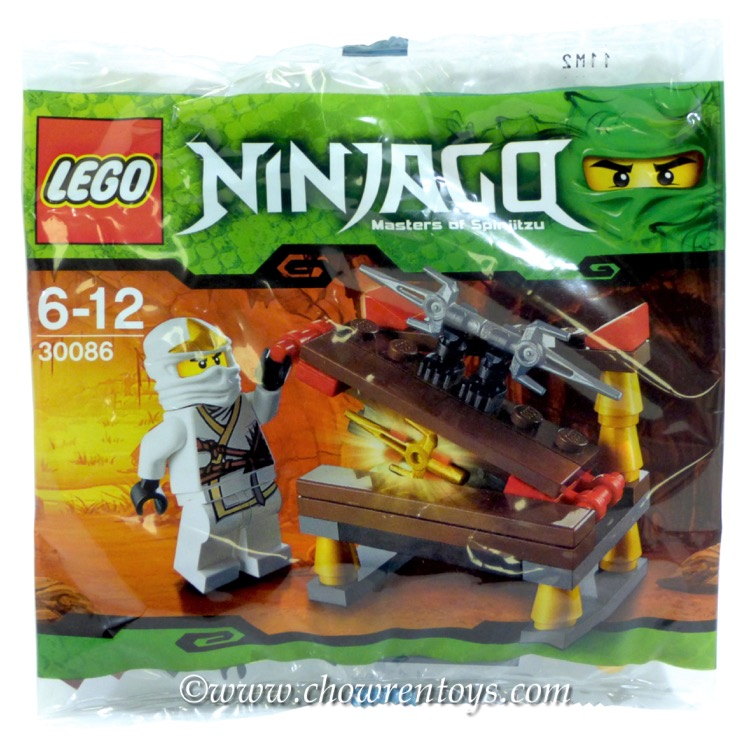 LEGO Ninjago Sets: 30086 Hidden Sword NEW