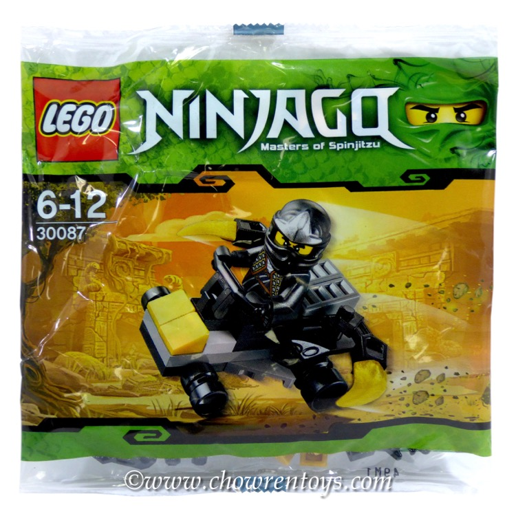 LEGO Ninjago Sets: 30087 Cole ZX's Car NEW