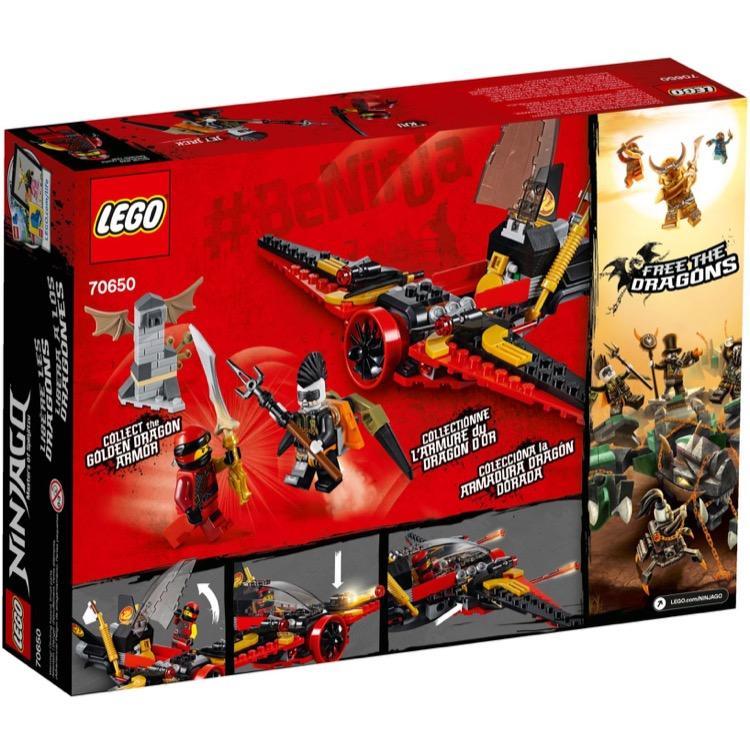 Lego Ninjago Sets 70650 Destinys Wing New