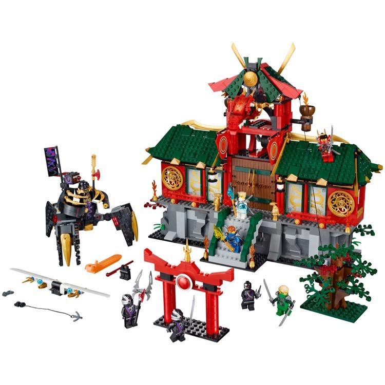lego ninjago sets 70728 battle for ninjago city new - Lego Ninja Go