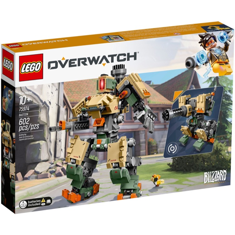 LEGO Overwatch Sets: 75974 Bastion NEW