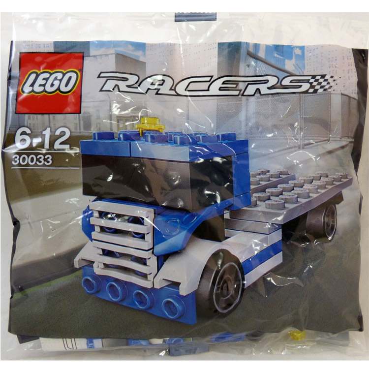 LEGO Racers Sets: Tiny Turbos 30033 Truck NEW