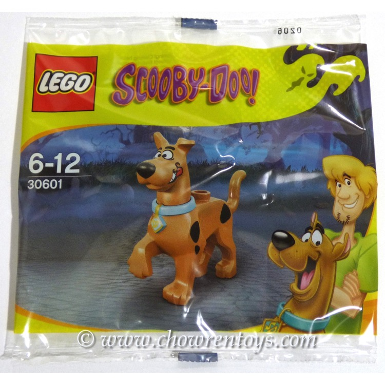 LEGO Scooby-Doo Sets: 30601 Scooby-Doo NEW
