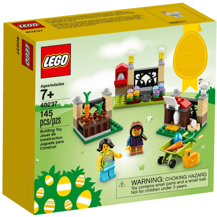 LEGO Seasonal Sets: 40237 Easter Egg Hunt NEW