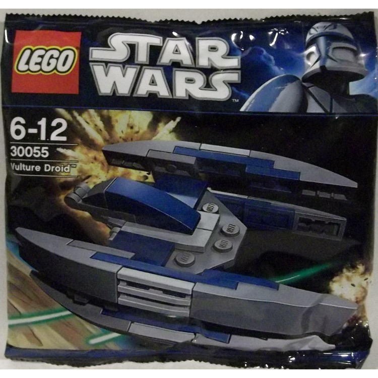 LEGO Star Wars Sets: Mini 30055 Vulture Droid NEW