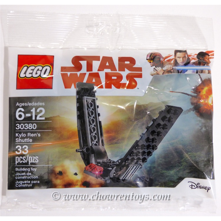 LEGO Star Wars Sets: Mini 30380 Kylo Ren's Shuttle NEW