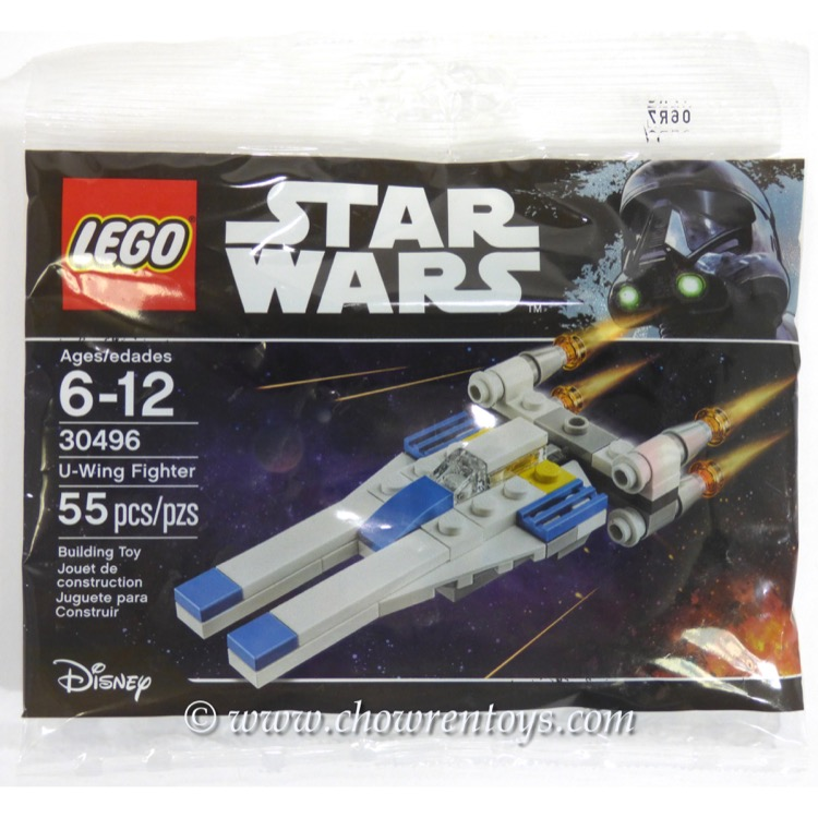 LEGO Star Wars Sets: Mini 30496 U-Wing Fighter NEW