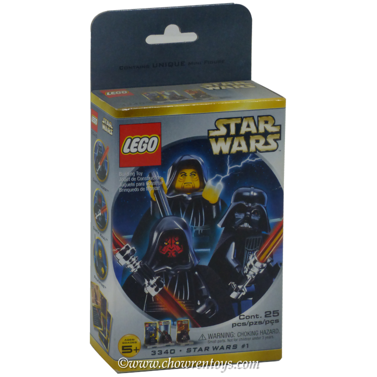 LEGO Star Wars Sets: 3340 Mini Hero #1 NEW