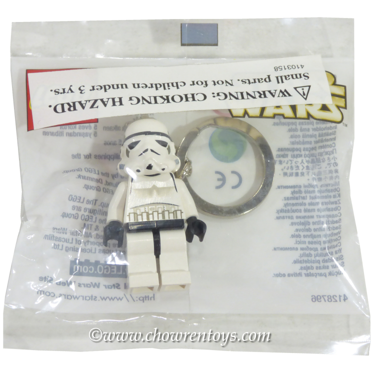 LEGO Star Wars Sets: 3948 Stormtrooper Key Chain NEW