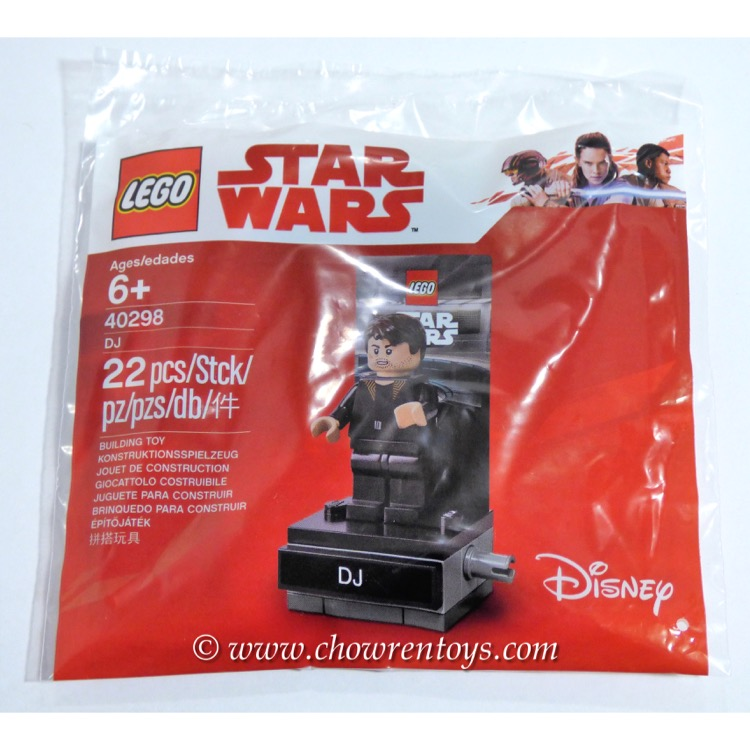 LEGO Star Wars Sets: 40298 DJ NEW