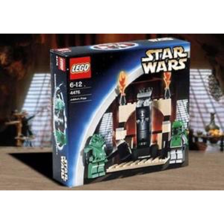 LEGO Star Wars Sets: Classic 4476 Jabba's Prize NEW