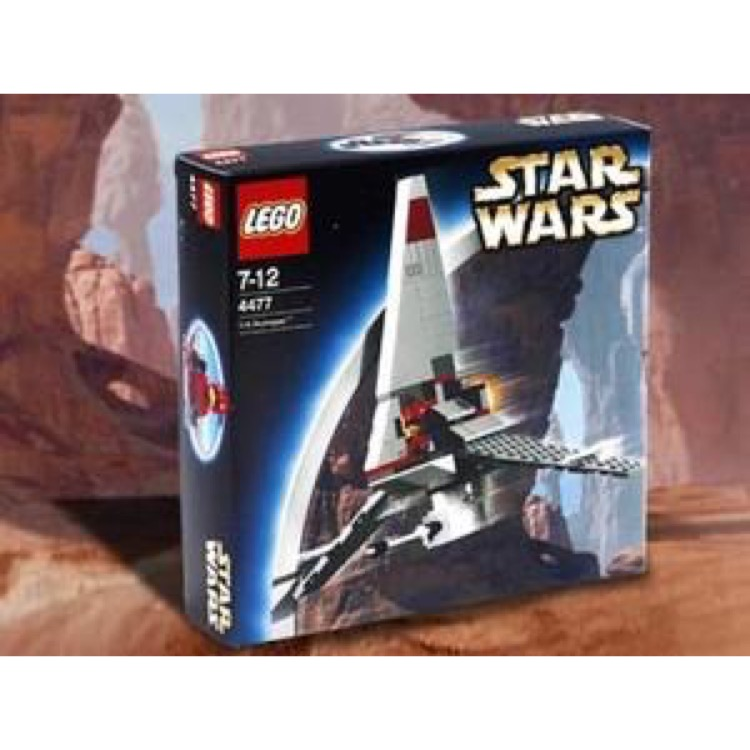 LEGO Star Wars Sets: Classic 4477 T-16 Skyhopper NEW