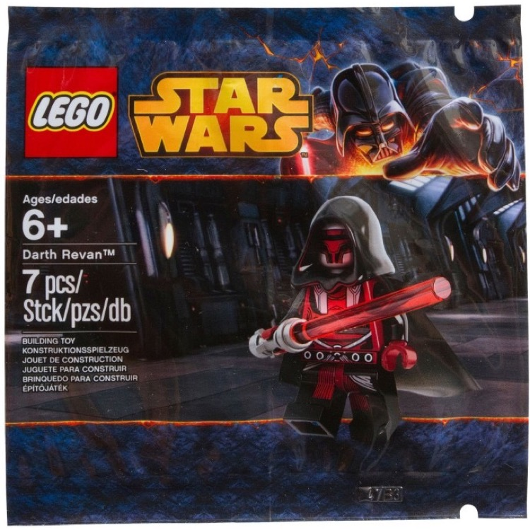 LEGO Star Wars Sets: The Old Republic 5002123 Darth Revan NEW