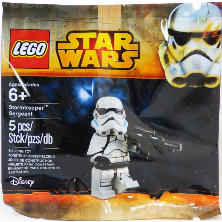 LEGO Star Wars Sets: 5002938 Stormtrooper Sergeant NEW