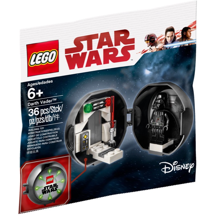 LEGO Star Wars Sets: 5005376 Star Wars Anniversary Pod NEW