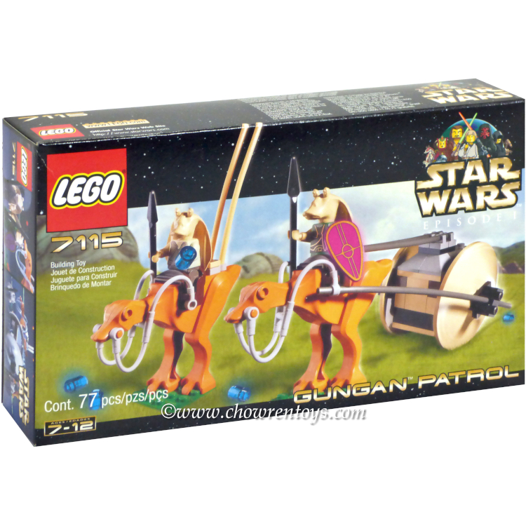 Lego Star Wars Episode I