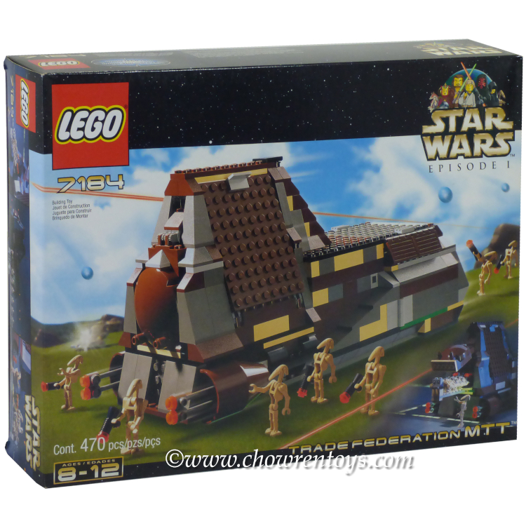 Lego Star Wars Mtt Set