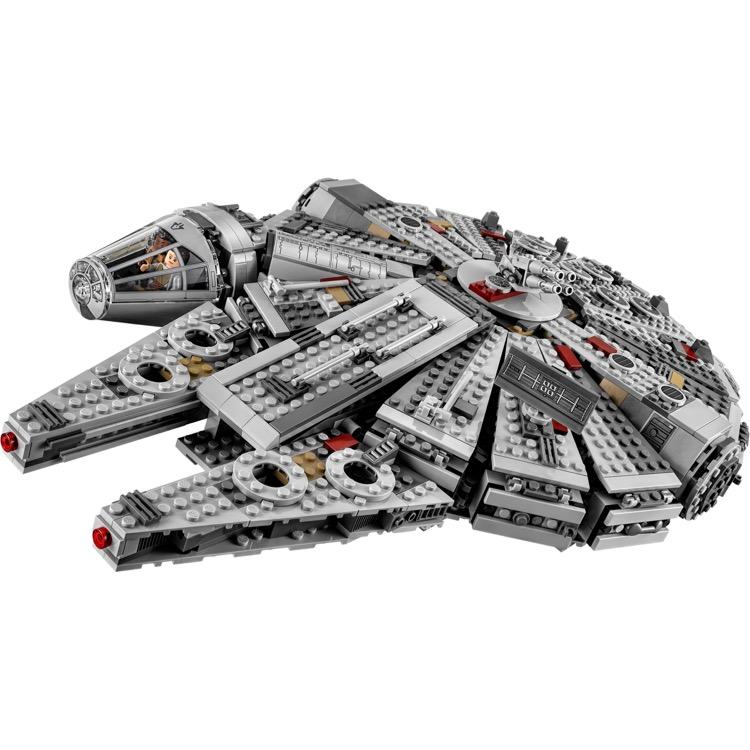 LEGO Star Wars Sets: 75105 Millennium Falcon NEW