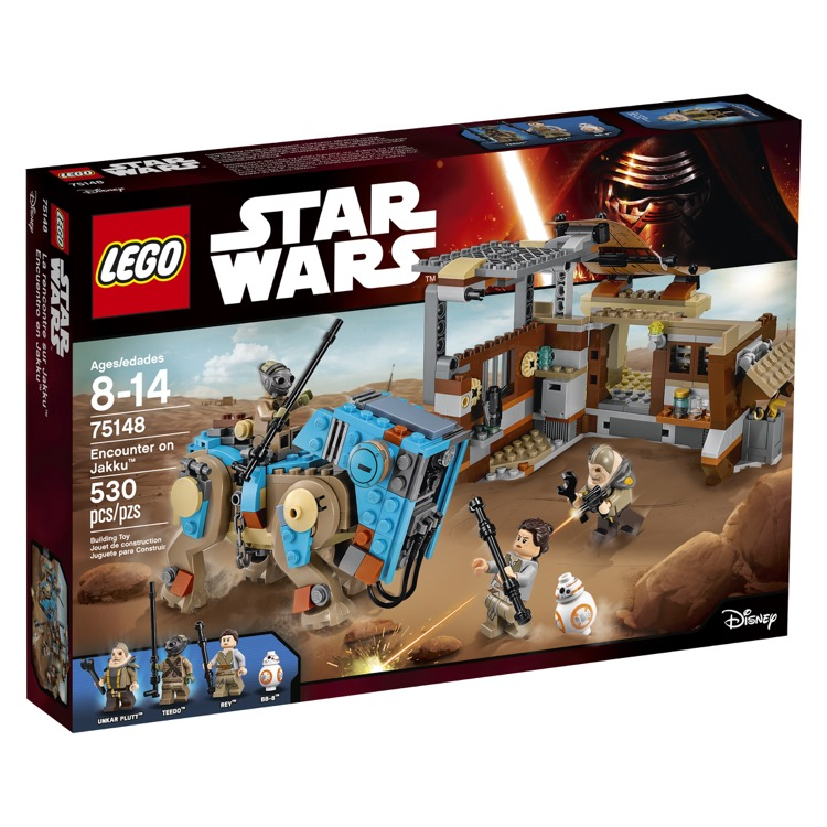 LEGO Star Wars Sets: 75148 Encounter on Jakku NEW